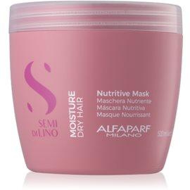 Alfaparf Milano Semí Dí Líno Moisture maska za suhu kosu  500 ml