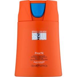 Alfaparf Milano Style for You (S4U) gel za lase ekstra močno utrjevanje   150 ml