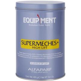 Alfaparf Milano Equipment zesvětlující pudr se sníženou prašností  400 g