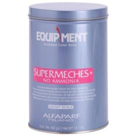 Alfaparf Milano Equipment puder ekstra rozświetlający bez amoniaku  400 g