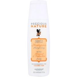 Alfaparf Milano Precious Nature Almond & Pistachio szampon do włosów farbowanych  250 ml