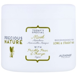 Alfaparf Milano Precious Nature Prickly Pear & Orange masque lissant anti-frisottis  500 ml