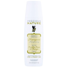 Alfaparf Milano Precious Nature Prickly Pear & Orange vyhlazující šampon  200 ml