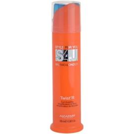 Alfaparf Milano Style for You (S4U) fluid pro vlnité vlasy  100 ml