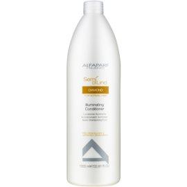 Alfaparf Milano Semi di Lino Diamond Illuminating après-shampoing brillance  1000 ml