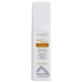 Alfaparf Milano Semí Dí Líno Diamante Illuminating fluide multifonctionnel pour tous types de cheveux  125 ml