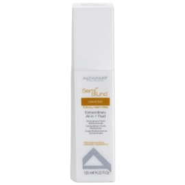 Alfaparf Milano Semí Dí Líno Diamante Illuminating Multifunktions-Fluid für alle Haartypen  125 ml