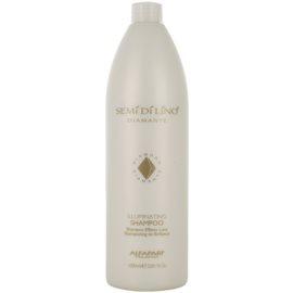 Alfaparf Milano Semí Dí Líno Diamante Illuminating Shampoo für höheren Glanz  1000 ml