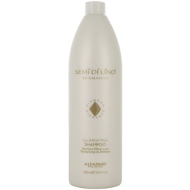 Alfaparf Milano Semi di Lino Diamond Illuminating Shampoo für höheren Glanz  1000 ml