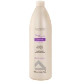 Alfaparf Milano Semí Dí Líno Moisture vyživující šampon pro suché vlasy  1000 ml