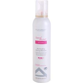 Alfaparf Milano Semí Dí Líno Styling espuma para el cabello con brillo  250 ml
