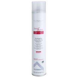 Alfaparf Milano Semi di Lino Styling laca de cabelo fixação extra forte  500 ml