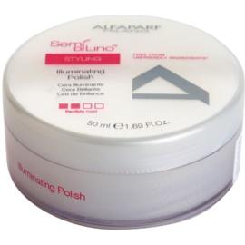 Alfaparf Milano Semi di Lino Styling Haarwachs mit Glanz  50 ml