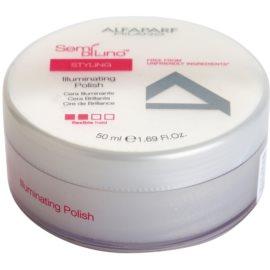 Alfaparf Milano Semi di Lino Styling cera de cabelo com brilho  50 ml