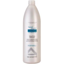 Alfaparf Milano Semi di Lino Volume шампунь для об'єму для тонкого та ослабленого волосся  1000 мл