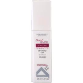 Alfaparf Milano Semí Dí Líno Scalp Care stimulierendes Serum für das Wachstum der Haare und die Stärkung von den Wurzeln heraus  125 ml