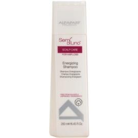 Alfaparf Milano Semi di Lino Scalp Care szampon energizujący przeciw wypadaniu włosów  250 ml