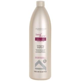 Alfaparf Milano Semi di Lino Scalp Care szampon energizujący przeciw wypadaniu włosów  1000 ml
