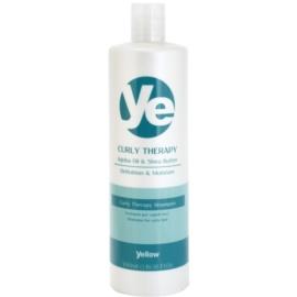 Alfaparf Milano Yellow Curly Therapy hydratační šampon pro vlnité vlasy  500 ml