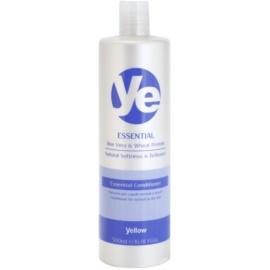 Alfaparf Milano Yellow Essential après-shampoing pour cheveux normaux à secs  500 ml