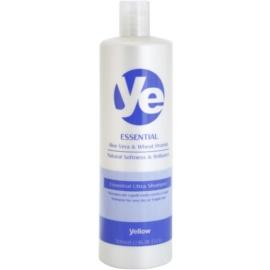 Alfaparf Milano Yellow Essential shampoing pour cheveux secs et fragiles  500 ml