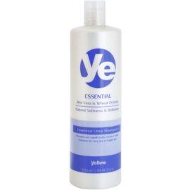 Alfaparf Milano Yellow Essential szampon do włosów suchych i łamliwych  500 ml