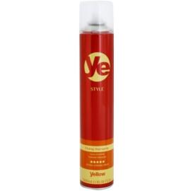 Alfaparf Milano Yellow Style spray fixateur pour cheveux  500 ml