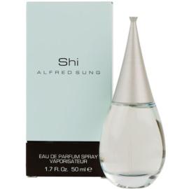 Alfred Sung Shi Eau de Parfum für Damen 50 ml