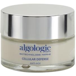 Algologie Cellular Defense regenerierende Creme für müde Haut  50 ml