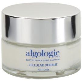 Algologie Cellular Defense erneuernde Creme für erste Falten  50 ml