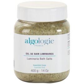 Algologie Essentials Body morská soľ do kúpeľa s minerálmi  400 g