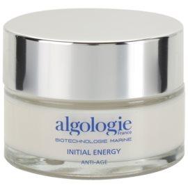 Algologie Initial Energy revitalisierende Creme gegen die ersten Anzeichen von Hautalterung  50 ml