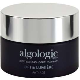 Algologie Lift & Lumiere festigende Nachtcreme mit Lifting-Effekt  50 ml