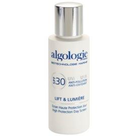 Algologie Lift & Lumiere ochranná denní emulze SPF 30  40 ml