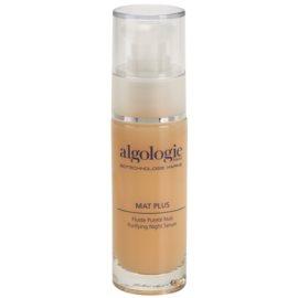 Algologie Mat Plus noční péče proti akné a začervenání pleťi  30 ml