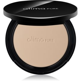 Alima Pure Face Light Mineral Powder Foundation Compact Shade Aspen 9 g