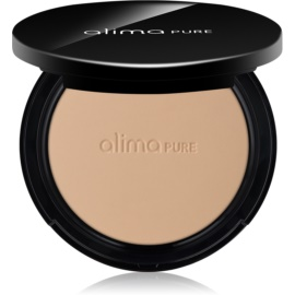 Alima Pure Face Light Mineral Powder Foundation Compact Shade Nutmeg 9 g
