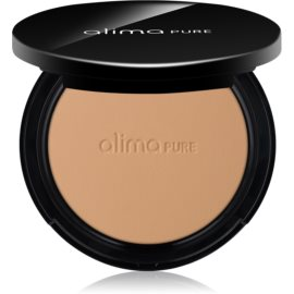 Alima Pure Face Light Mineral Powder Foundation Compact Shade Chestnut 9 g