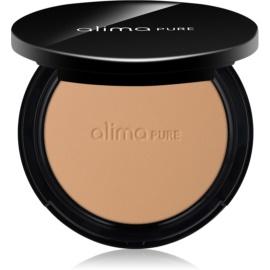 Alima Pure Face lahek kompaktni mineralni pudrast make-up odtenek Chestnut 9 g