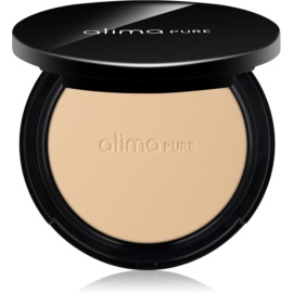 Alima Pure Face Light Mineral Powder Foundation Compact Shade Ginger 9 g
