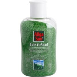 Allga San Feet & Leg kosodřevinová solanková koupel na nohy  350 g