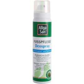 Allga San Feet & Leg deodorant na chodidla  100 ml