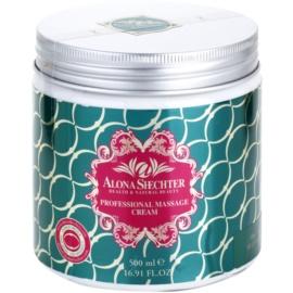 Alona Shechter Professional Massagecreme  500 ml