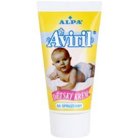 Alpa Aviril gyermek krém a bőr irritációja ellen  50 ml
