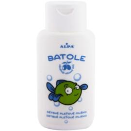 Alpa Batole gyermek testápoló olívaolajjal  200 ml