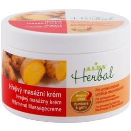 Alpa Herbal hrejivý masážny krém  250 ml