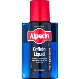 Alpecin Hair Energizer Caffeine Liquid tonik kofeinowy przeciw wypadaniu włosów dla mężczyzn  75 ml
