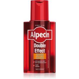 Alpecin Double Effect sampon férfiaknak koffein kivonattal korpásodás és hajhullás ellen  200 ml