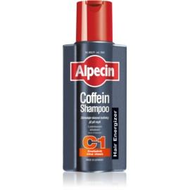 Alpecin Hair Energizer Coffeine Shampoo C1 шампоан с кофеин за мъже стимулиращ растежа на косата  250 мл.