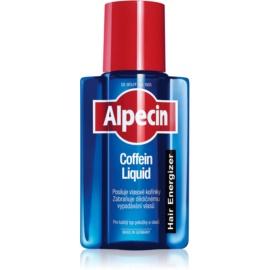 Alpecin Hair Energizer Caffeine Liquid tonik kofeinowy przeciw wypadaniu włosów dla mężczyzn  200 ml